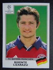 Panini Champions League 1999-2000 - Bixente Lizarazu (FC Bayern München) #228