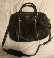 NEW with Tags | Zadig And Voltaire Black Sunny Bag