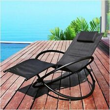 Foldable Garden Rocking Loungers