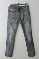 R13 KATE SKINNY BLACK WOMENS JEANS SIZE 25 $325 NEW