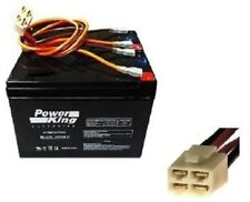 Razor Ground Force Go Kart Battery Pack+Wiring Harness Versions 1-12