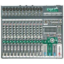 YORKVILLE VGM14 Compact USB FX Universal Power Audio Mixer