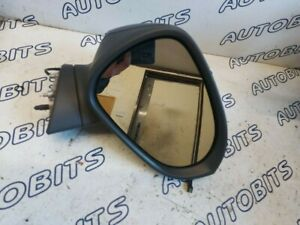 Seat Leon (black) 2015 Driver Side Wing Mirror A064480