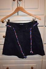 RED VALENTINO Women's Denim Shorts Euro Size 40, US size 2