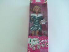 1997 Festive Season Special Edition Barbie Doll  -  NRFB !