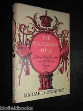 The Necessary Hell; John Henry Lawrence & the Indian Empire - Michael Edwardes