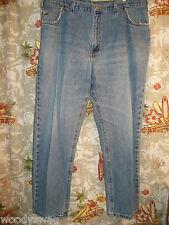 Faded Glory Jeans Jean Sz 40 x 30 100% Cotton Fray Distress Men Man Rocker Hige