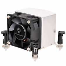 Silverstone AR09-115XP Intel LGA1150/1151/1155/1156 60mm PWM Fan 2U CPU Cooler