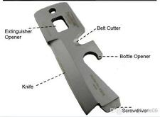 EDC Keychain multi-function Stainless Steel Tool