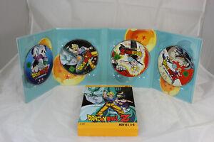 Dragonball Z - Movies 5-8 (4 DVDs) von Hashimoto Mitsuo Zustand gut #17.3 861 J4
