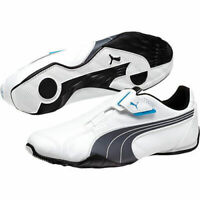 NIB PUMA MEN'S SHOES REDON MOVE CASUAL SNEAKERS WHITE BLACK 7 9 9.5