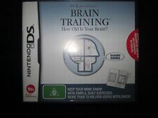 Nintendo DC Brain Training game