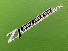 Z1000sx Logo Decal Sticker De Carrera, Bicicleta De Pista, caja de herramientas, garaje o van # 57 bis