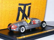 Brumm S061 Auto Union Type D Tazio Nuvolari 1938 Italian GP #22 LTD ED 1/43
