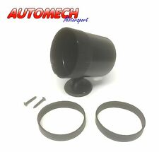 Quality 52mm Oil Pressure/Water Temperature, Turbo Gauge Mounting Pod (139)