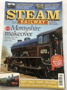 Steam Railway Magazine: Issue Nr #427 - in FAIR Condition