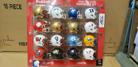 ACC 2020 POCKET PRO HELMET SET RIDDELL REVOLUTION HELMETS ORIGINAL PACKAGE