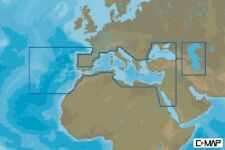C-MAP - 4D MAX CONTINENTAL - Southern Europe - µSD/SD