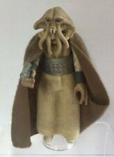 Star Wars Original Vintage Kenner Squid Head With Original Weapon  LFL 1983