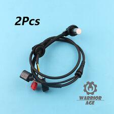 Front L/R ABS Wheel Speed Sensor For AUDI A6 4B C5 1.8/2.7 T 1.9/2.5 TDi 2.0/2.4