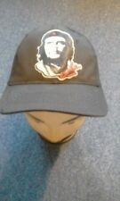 Che Guevara Black Baseball Cap- One Size Fits All Adults/Youths Cuba Revolution