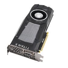 NVIDIA GeForce Titan X Pascal 12GB GDDR5X Graphics Video Card-GTX1080TI, TitanXp