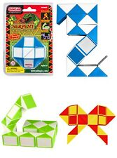 Duncan Serpent Snake Puzzle Red/Yellow, Blue/White, Green/White NEW