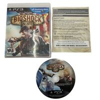 Bioshock Infinite Sony Playstation 3 PS3. Complete. Fast Ship