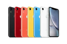 Apple iPhone XR T-Mobile/Sprint Locked 4G LTE Smartphone - Grade A