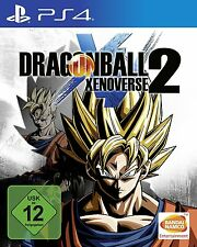Sony PS4 Playstation 4 Spiel ***** Dragonball Xenoverse 2 ***************NEU*NEW