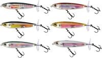 Yo-Zuri 3DR Prop 3 1/2 inch Topwater Prop Lure Bass & Redfish Surface Lure