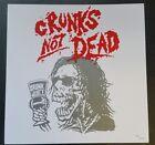 Aye Jay Crunks Not Dead Mini Print Nakatomi Pop Sub Numbered tim doyle horkey
