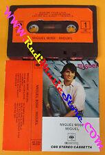 MC MIGUEL BOSE' Miguel 1980 italy CBS 40 CBS 84336 no cd lp dvd vhs