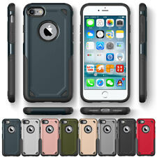 For Apple iPhone 6 6s Plus Hybrid Shockproof Rugged Protective Hard Case Cover