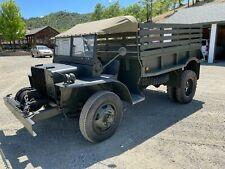 Ford GTB (Burma Jeep) Cargo Truck