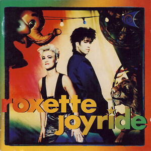 Like New CD Roxette – Joyride 1991 Spending My Time Church Of Your Heart