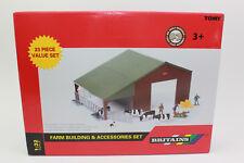 G43139 Britains 1 32 - Farm Building Set