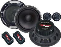 "NEW Renegade 6.5"" 2-Way Coaxial speaker 200W Max 4Ohms RX62C"