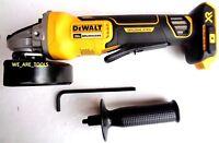 """NEW Dewalt DCG413 20V 4 1/2"""" Brushless Grinder W/ Brake Brake 20 Volt MAX"""