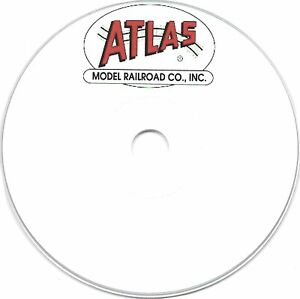 ATLAS ASSEMBLY INSTRUCTIONS & PARTS LISTS on CD