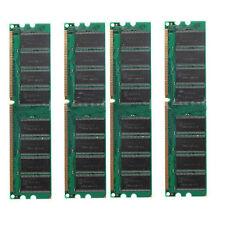 4GB (4x1GB) PC3200 DDR400 High-Density MEMORY 400mhz 333 266 184pin Desktop Ram