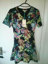 Yumi tea dress 10. Pretty, cute, floral, summer, holiday, BNWT