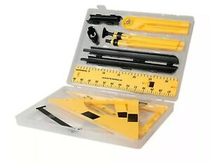 HELIX GEOMETRIC  BOARD EQUIPMENT SET. X63040. NEW.