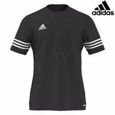 Fußball-unifarbene Herren-T-Shirts in normaler Größe