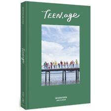 Seventeen-[Teen,Age] Green Ver 2nd Album CD+Poster(On)+PhotoBook+Card+Stand+etc