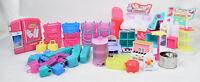 Shopkins Lot of 50 Over Baskets Bags Makeup Spot Shop Dazzle Refridgerator Fridg