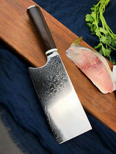 Japanese VG10 Damascus Cleaver Vegetable Meat Choping Kitchen Knife Best Offer