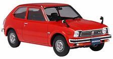 Hasegawa 1/24 Honda Civic CVCC GL SC-1 2 door plastic model 20360