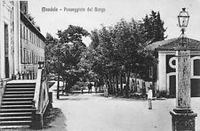3223) MANDELA (ROMA) PASSEGGIATA DEL BORGO. ANIMATA.