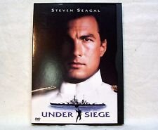Under Siege DVD Used